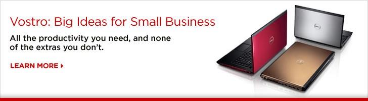 Vostro Laptops and Desktops