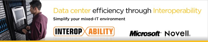 Data Center efficiency thru interoperability