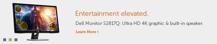 Dell Monitor S2817Q