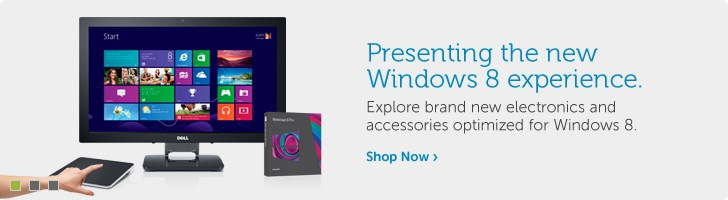Presenting the new Windows 8 experience
