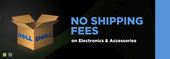 Free Delivery from Dell - No Shipping Fees