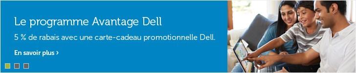 Le programme Avantage Dell