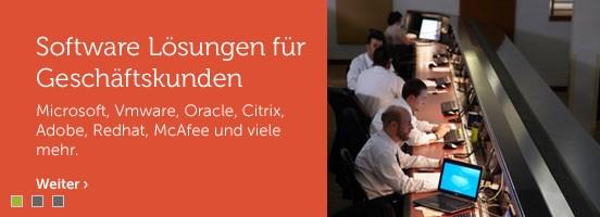 Software für Geschäftskunden