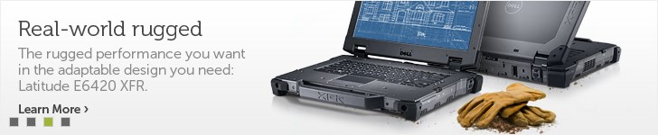 Dell Latitude E6420XFR