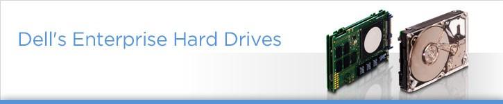 Dell's Enterprise Hard Drives
