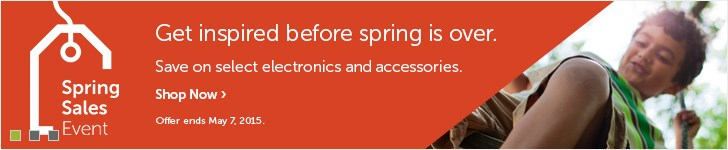 Spring Sales Event - Electronics