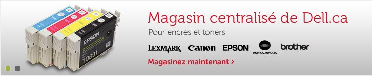 Magasin centralisé de Dell.ca