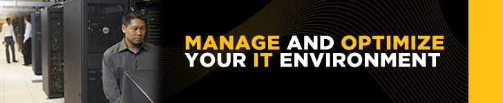 Manage and Optimize your IT Environment