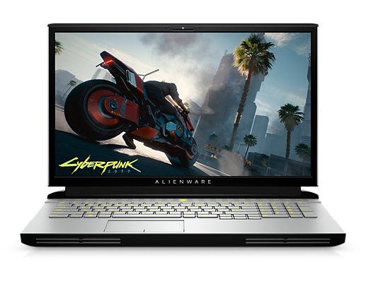 Alienware 17 Area-51m Non-Tobii Non-Touch Gaming Notebook