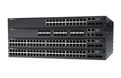 Switches serie N3000 de 1 GbE y nivel 3