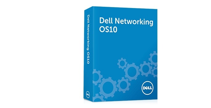 OS 10 של Dell Networking