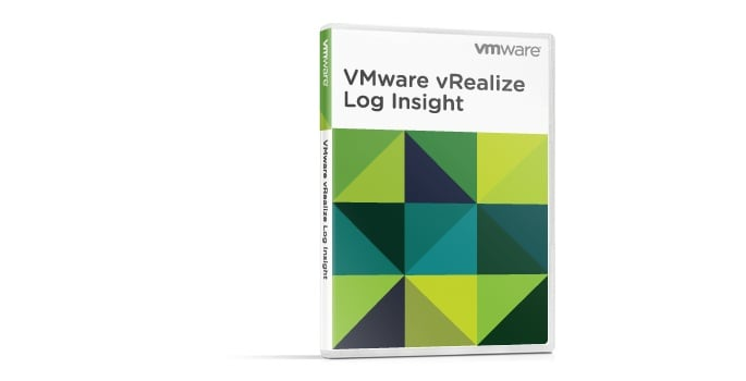 Λογισμικό VMware – VMware vRealize Log Insight