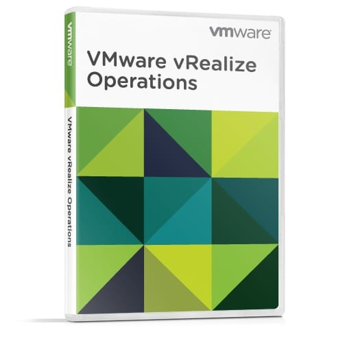 Программное обеспечение VMware — VMware vRealize Operations