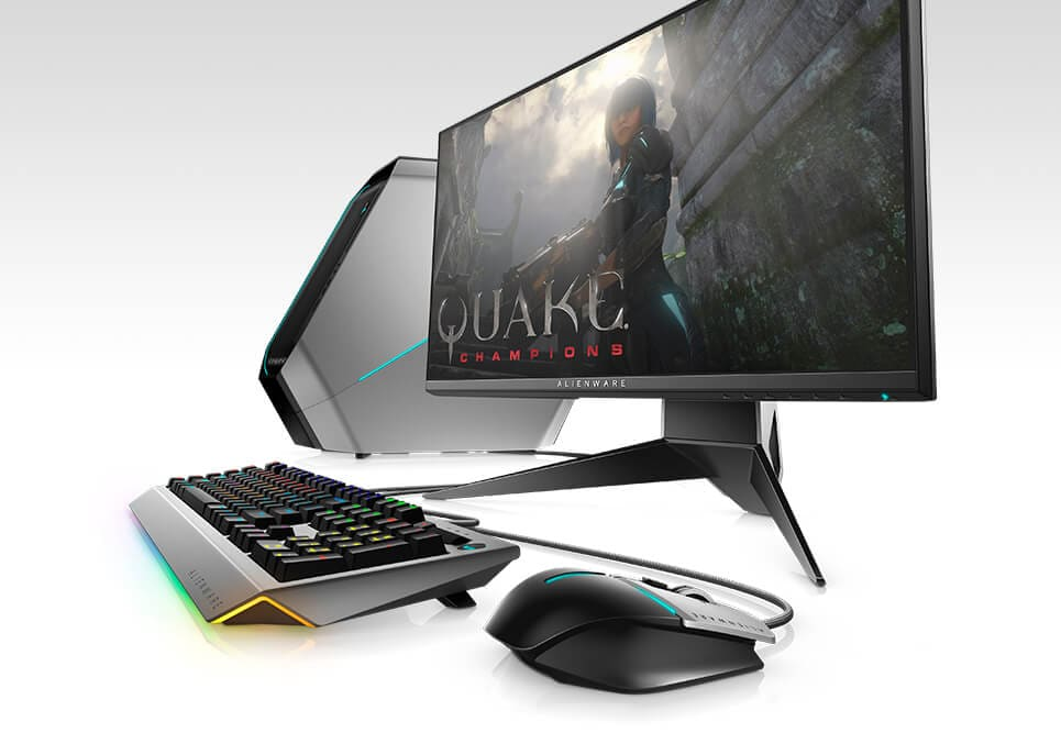 Essential accessories for your Alienware Area-51