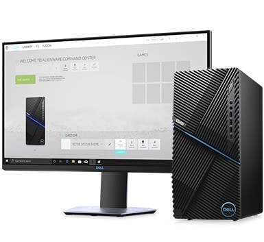 Alienware Command Center sur les ordinateurs Dell série G