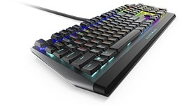 Tastatură de gaming mecanică Alienware Low Profile | AW510K
