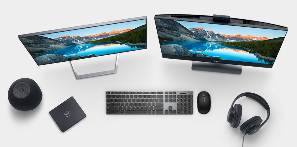 Essential accessories for your Inspiron 24 5000 All-in-One