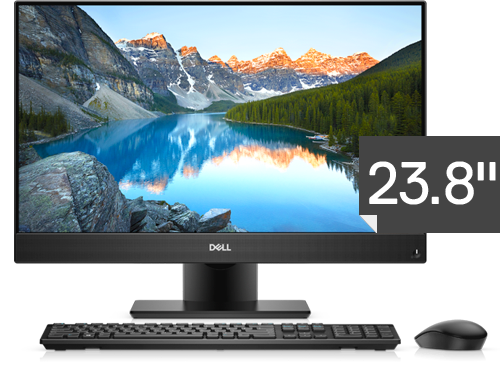 Inspiron 24 5000 All-in-One 電腦