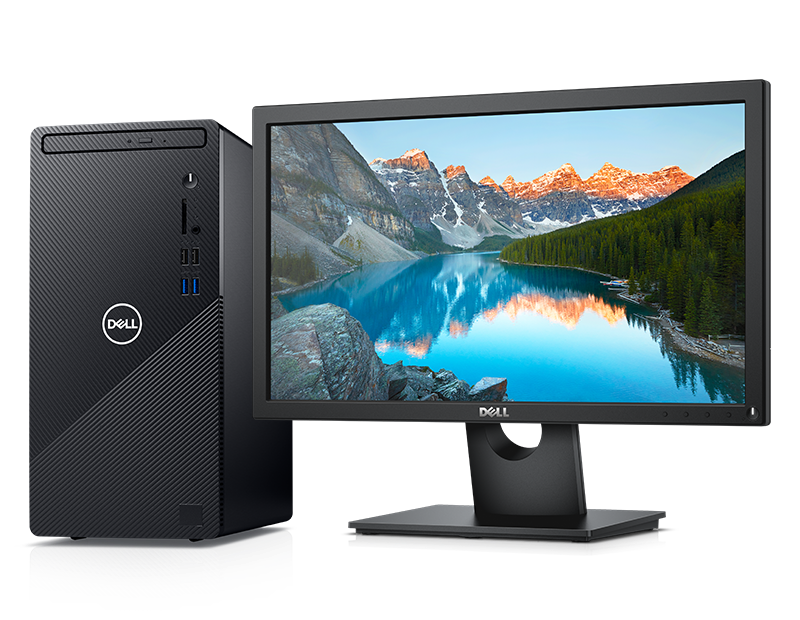 Desktop Computers All In Ones Dell India