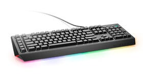 alienware pro gaming keyboard aw768