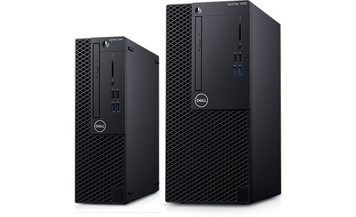 Optiplex 3000 Series Mini-Tower & Small Form Factor Desktop