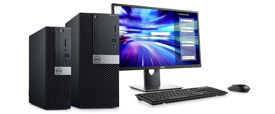 OptiPlex 7070 Tower and Small Form Factor Desktops | Dell