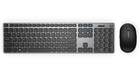 Setul de tastatură și mouse wireless Dell Premier | KM717
