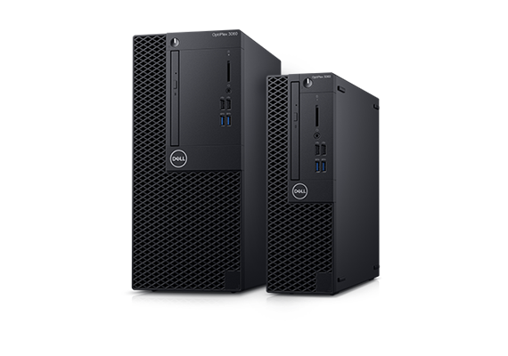 Ordinateur OptiPlex 3060 format tour et compact