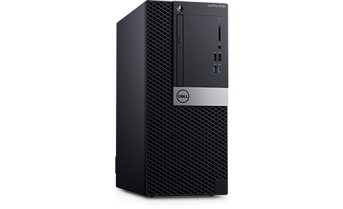 Настольный компьютер Optiplex серии 5000 в корпусе Mini-Tower