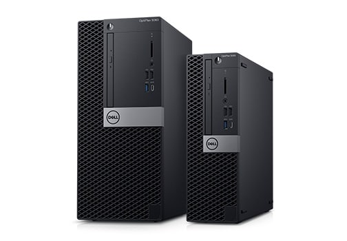 Optiplex 5000 Series Mini-Tower Desktop