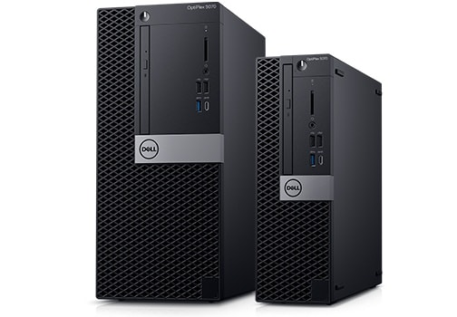 OptiPlex 5070 Tower & Small Form Factor