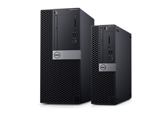 OptiPlex 5070 Desktop-PC