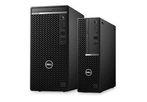 Uusi OptiPlex 5080 Tower ja Small Form Factor