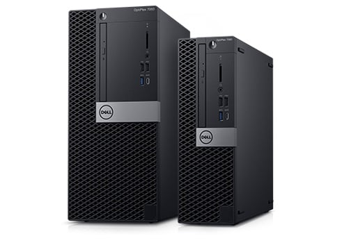 Desktopul OptiPlex Mini-Tower seria 7000