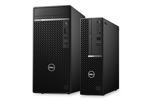 OptiPlex 7080 Tower and Small Form Factor