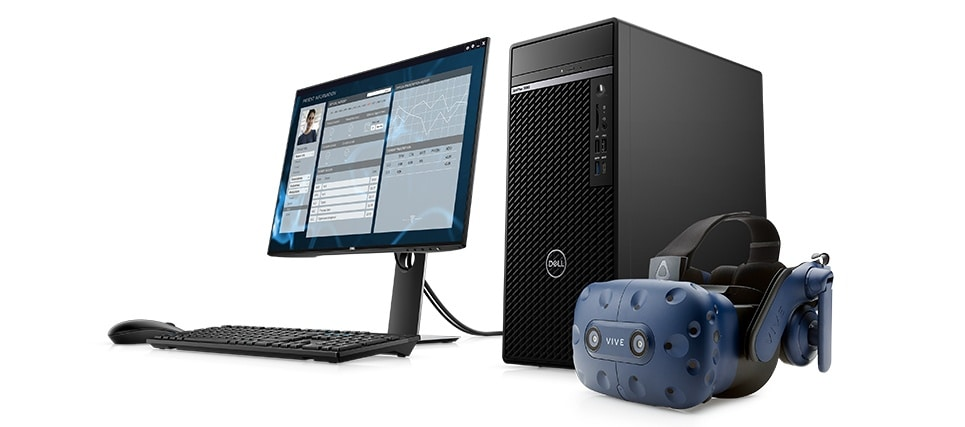 Ordinateur Dell OptiPlex 7080
