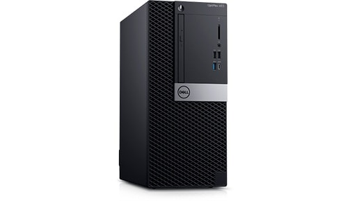 Настольный компьютер OptiPlex XE3 в корпусе Mini-Tower