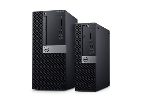 Optiplex XE3 Mini-Tower Desktop
