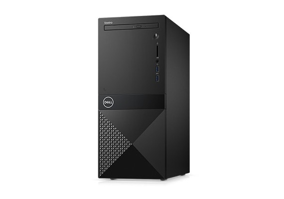 Dell Vostro MT 3670 Desktop (Hex Core i7-8700 / 8GB / 1TB)