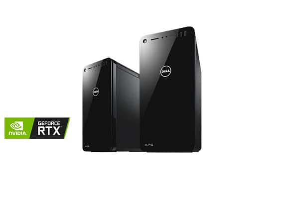 Dell XPS 8930 Desktop (Hex i5-9400 / 8GB / 1TB HDD & 256GB SSD)
