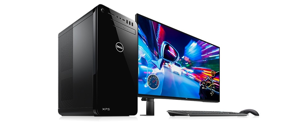 XPS 8930 VR Ready Desktop with 8th Gen Intel Processor | Dell South