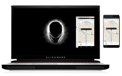 ALIENWARE MOBILE CONNECT