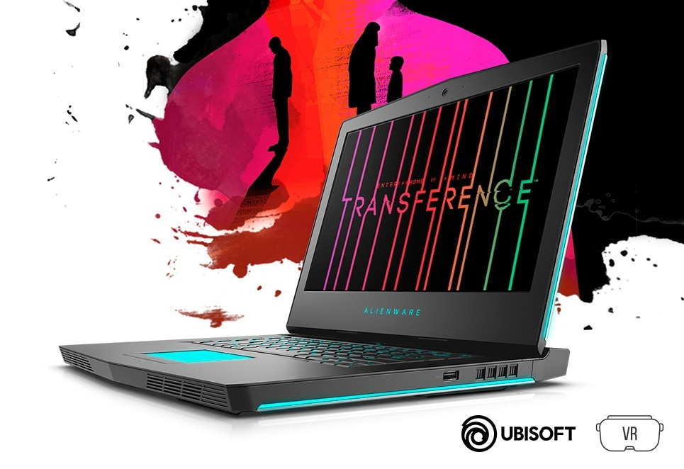New Alienware 15 R4 2018 8th Core i7 8750H 16GB 256gb SSD + 1TB HDD 15.6 inch FHD Nvidia GeForce 1060 Windows 10
