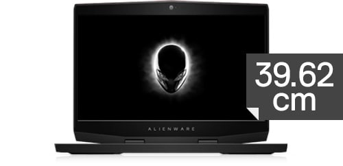 Herní notebook Alienware m15