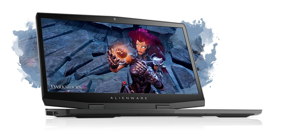 Alienware-m17-laptop-DELIBERATELY SLIM. DECIDEDLY SAVAGE.