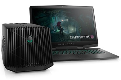 Alienware m17 Gaming Laptop-TAKE YOUR GRAPHICS FURTHER