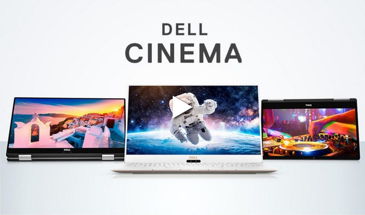 Nya Dell Cinema 2.0