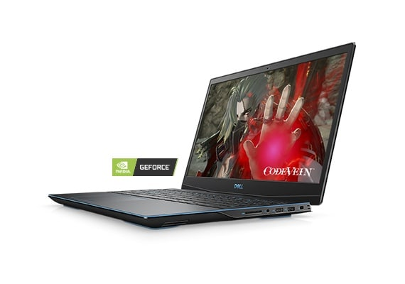 "Dell G3 15 15.6"" Gaming Laptop (Quad i5/ 16GB / 512GB SSD / 6GB Video)"