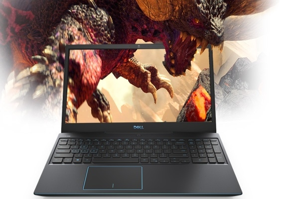 Novo Notebook Gamer Dell G3 15