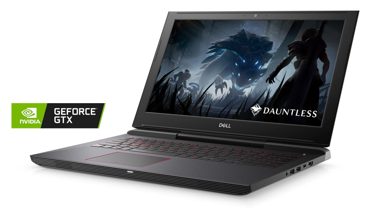 Panoramica del prodotto: notebook da gaming Dell G5 15 (2018)